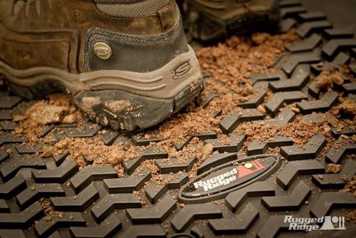 alfombra piso cherokee liberty 2.008+ 1ra y 2da  fila, negro
