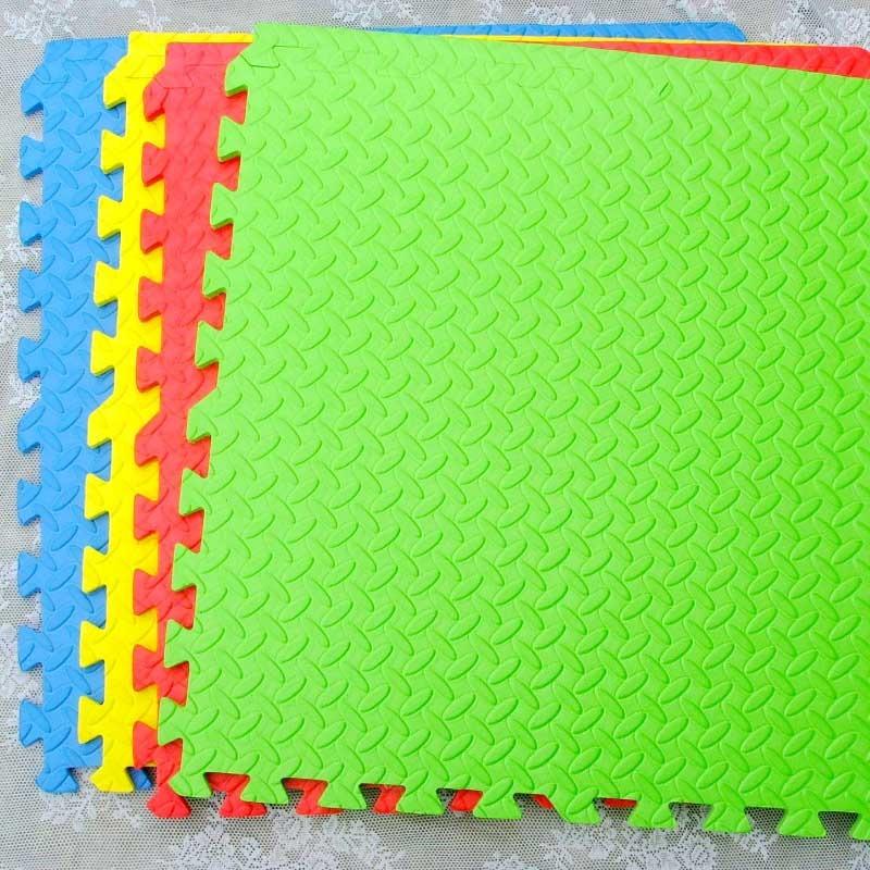 Alfombra piso goma eva set 4 piezas 63 x 63cm x14mm grosor en mercado libre - Alfombra de goma eva ...