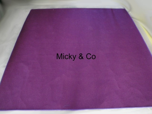 alfombra punzo nada acanalada carpeta 2 x 2 mtrs 100% sintet