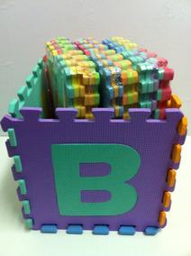 cd7972bbc91 Alfombra Puzzle Goma Eva Abecedario 26 Piezas en Mercado Libre Uruguay