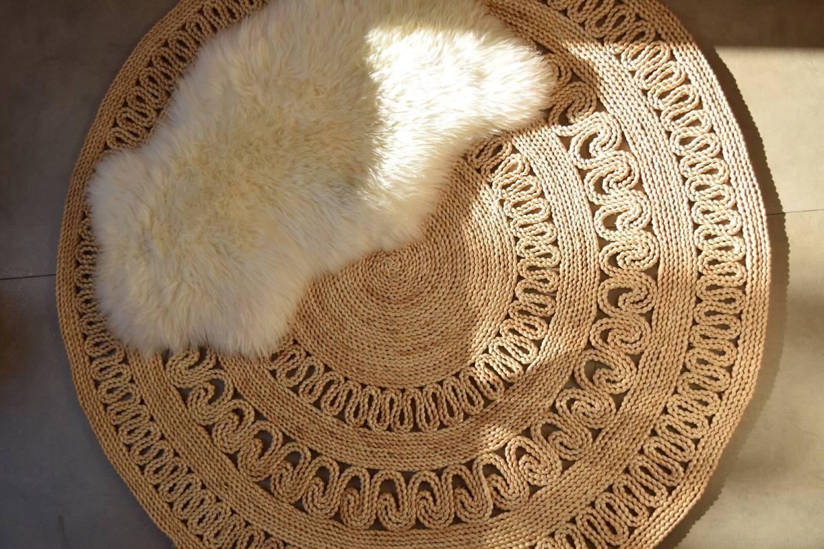 Como limpiar alfombras de yute cheap alfombras para - Alfombras de yute ...