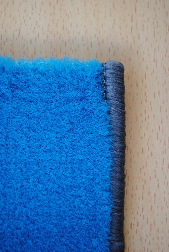 alfombra retro casset 120x170cm kreatex