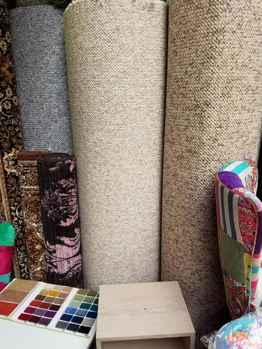 alfombra rustica alto transito 2 mts de ancho