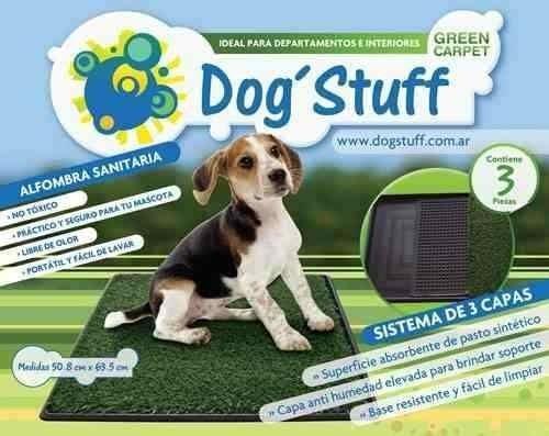 alfombra sanitaria perros