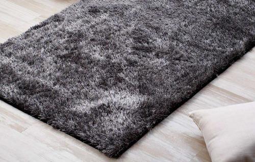 alfombra shaggy butan s/. 400.00 super oferta - bajaron