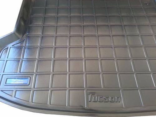 alfombra tapete baúl plástica bandeja tucson ix35 2010/ 2016