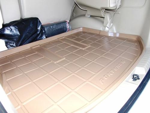 alfombra tapete baul toyota fortuner 08/17 tipo bandeja
