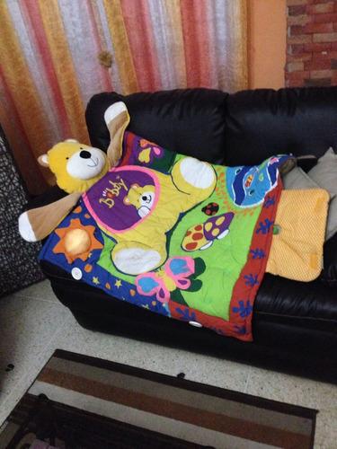 alfombra - tapete de cama winnie pooh para bebésbebes