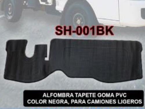 alfombra tapete de goma pvc para camion npr chino hyundai