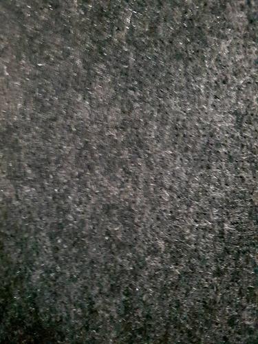 alfombra  tapizmel  lisa por rollo cerrado 100 mt.2  $19500