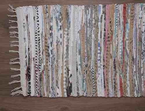alfombra tirupati pasteles 90x150