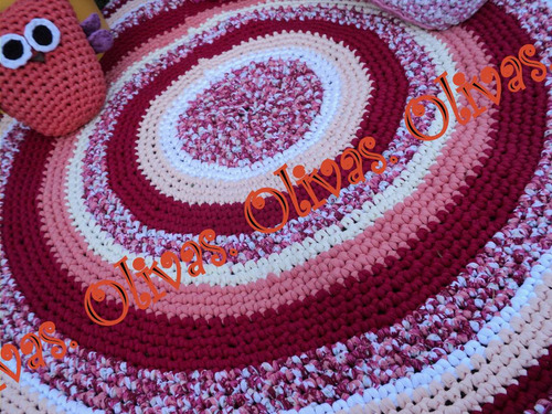 alfombra totora deco divinas lavables inalterables+cuotas!!