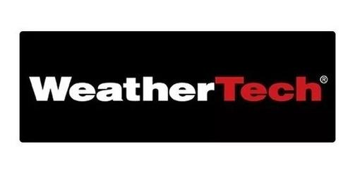 alfombra weathertech para toyota hilux 2012 - 2018
