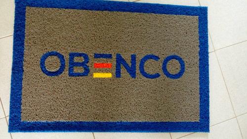 alfombras atrapamugre personalizadas