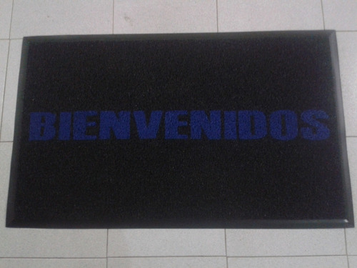 alfombras atrapamugre tapetes personalizados