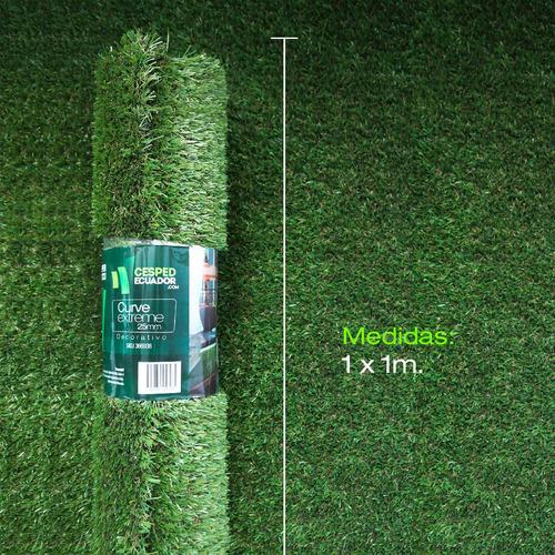 alfombras césped sintético guayaquil para espacios pequeños