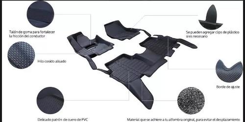 alfombras chevrolet s10 2012 a 2020
