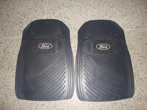 alfombras de cuatro piezas para ford laser