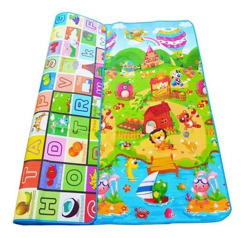 alfombras de gateo para bebes