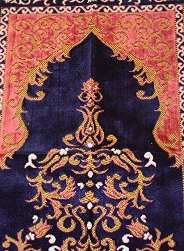 alfombras de oración islámicas hechas en turquía con calida
