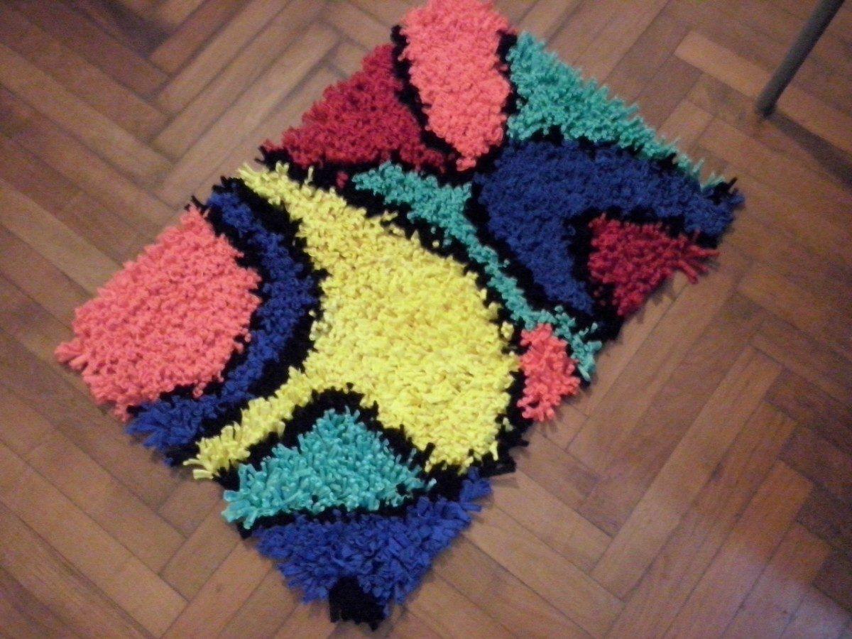 Alfombras De Totora Todos Los Colores Y Disenos 25000 En - Alfombras-colores