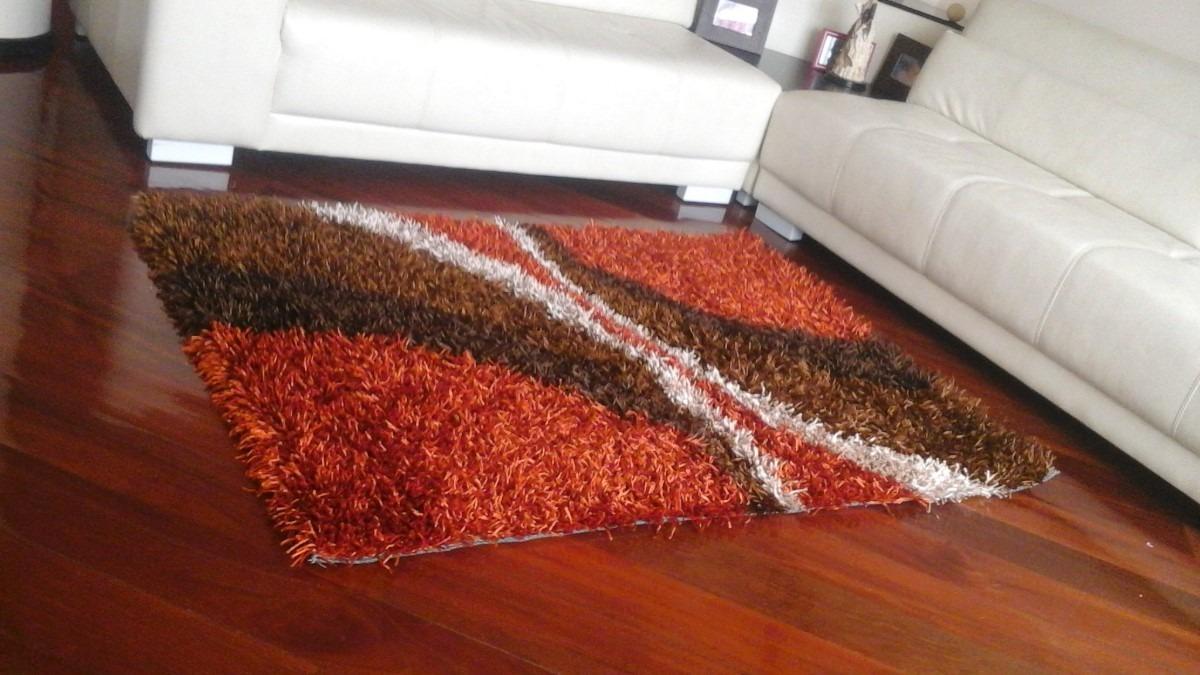 alfombras modernas lana abultada alto pelaje