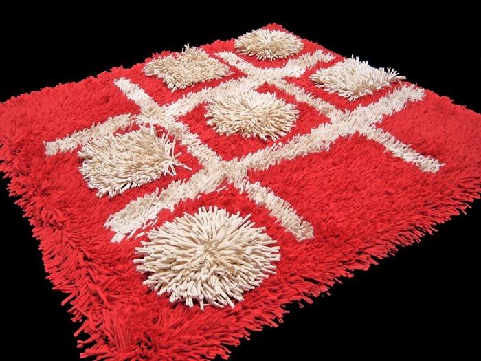 alfombras modernas punto trama - Alfombras Modernas