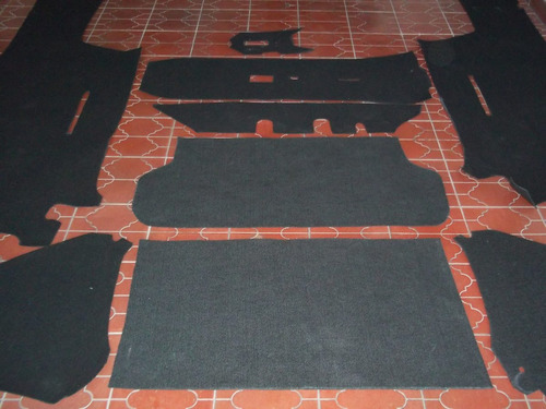 alfombras para fiat