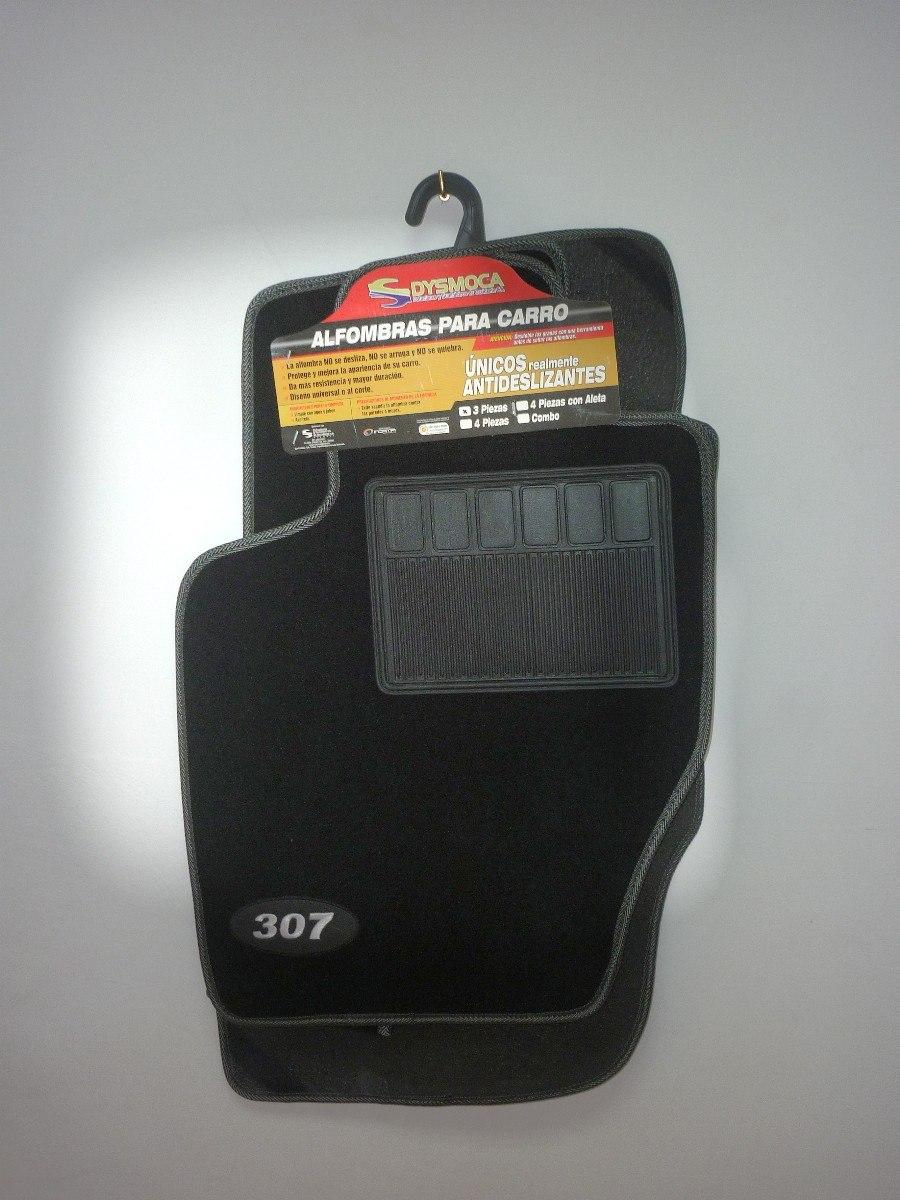 Alfombras para vehiculo peugeot 307 y 407 bs en mercado libre - Alfombras peugeot 206 ...