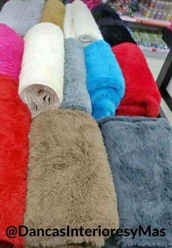 alfombras peluche, acojedoras y elegantes diferentes colores