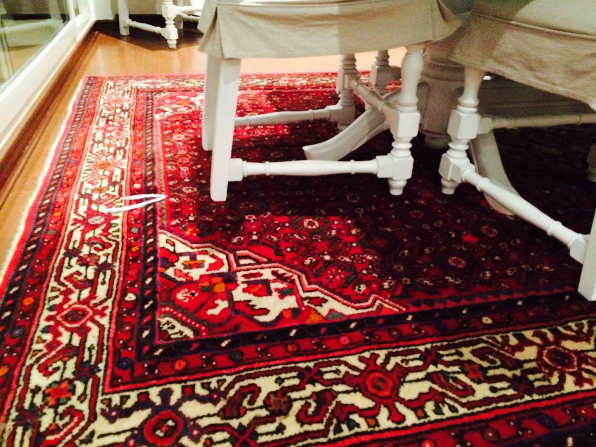 Precio de alfombras persas usadas solo otra idea de la - Alfombras persas barcelona ...