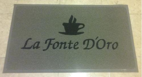 alfombras, tapetes, felpudos - logos personalizados