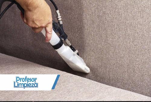 alfombras tapizados servicio limpieza