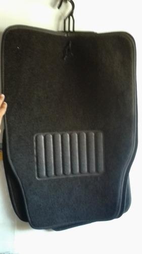 alfombras universales 3 piezas gamuzadas (30 usd importados