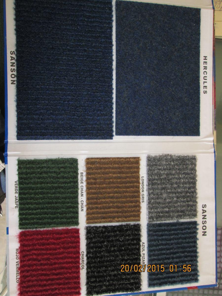 Alfombras usa uso comercial desde s 16 m2 tapizon s 6 for Alfombras precios m2