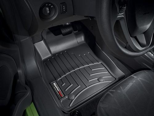 alfombras weathertech ford ecosport 2013-2015 negras