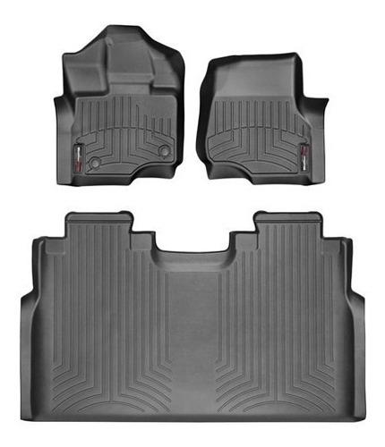alfombras weathertech ford f-150 regular cab 2015