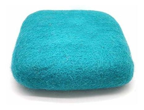alfombrilla de fieltro de 100% lana artec360 respetuosa con