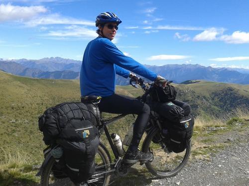 alforge bike 32l impermeável ararauna
