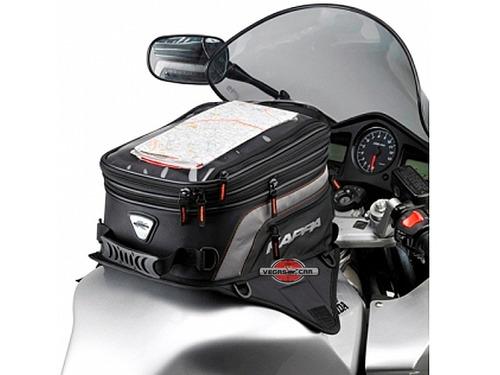 alforge / bolsa de tanque moto kappa lh200