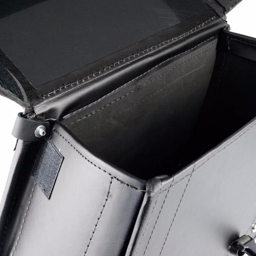 alforge lateral moto custom dragstar shadow intruder harley