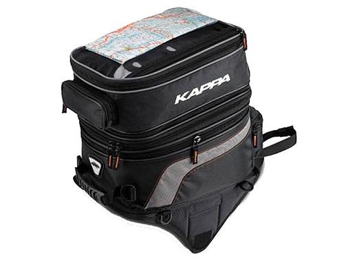 alforge / mochila / bolsa de tanque moto kappa lh201