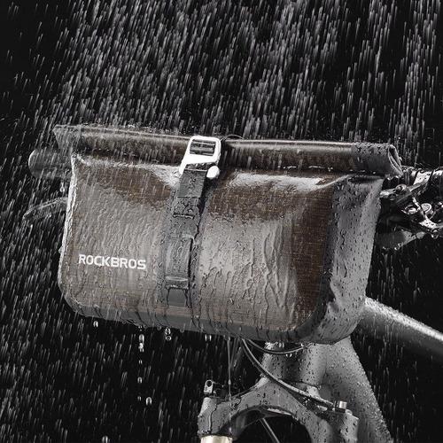 alforja bicicleta bolso morral maletín impermeable +obsequio