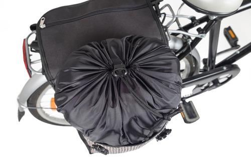 alforja chica morral bolso bicicleta diseño 100%uruguayo