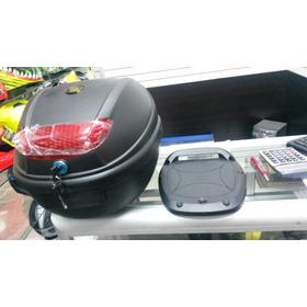 Alforja Maletero Moto Parrilla Dos Llaves Tomcat 30 Litros