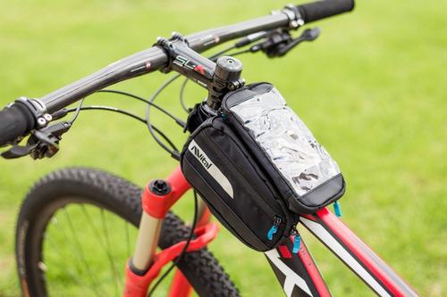 alforja para bici
