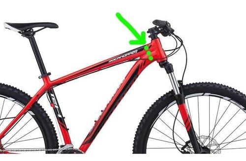 alforja porta celular bicicleta delantera al cuadro