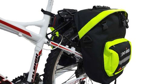 alforjas bolsos bicicleta