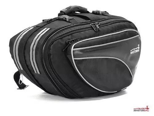alforjas casco universal maleta soporte italika 190r dm 250z