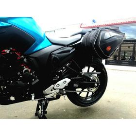 Alforjas Moto  Aol  Expandibles + Rollbag - Tula Regalo